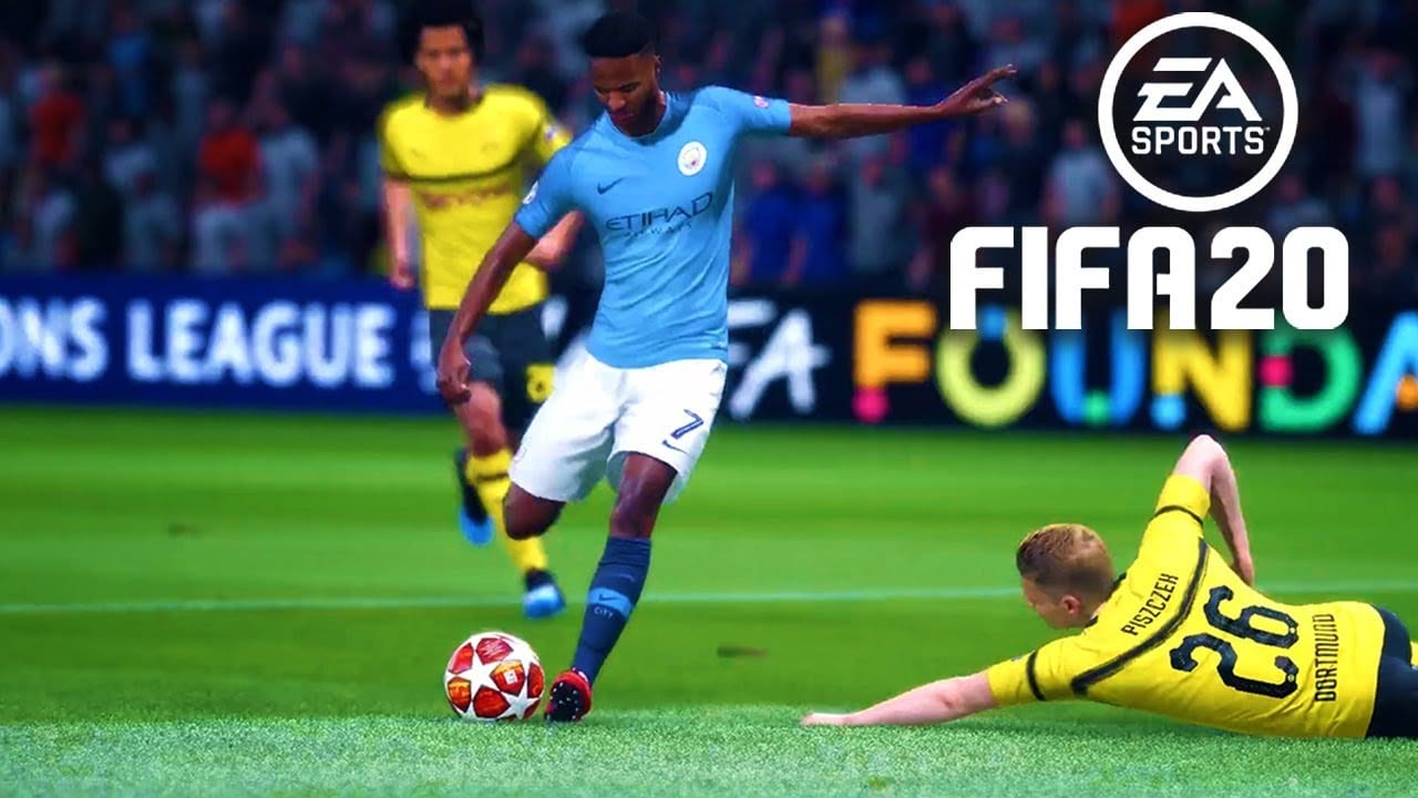 E3 2019 – FIFA 20 Official Reveal Trailer ft. VOLTA Football