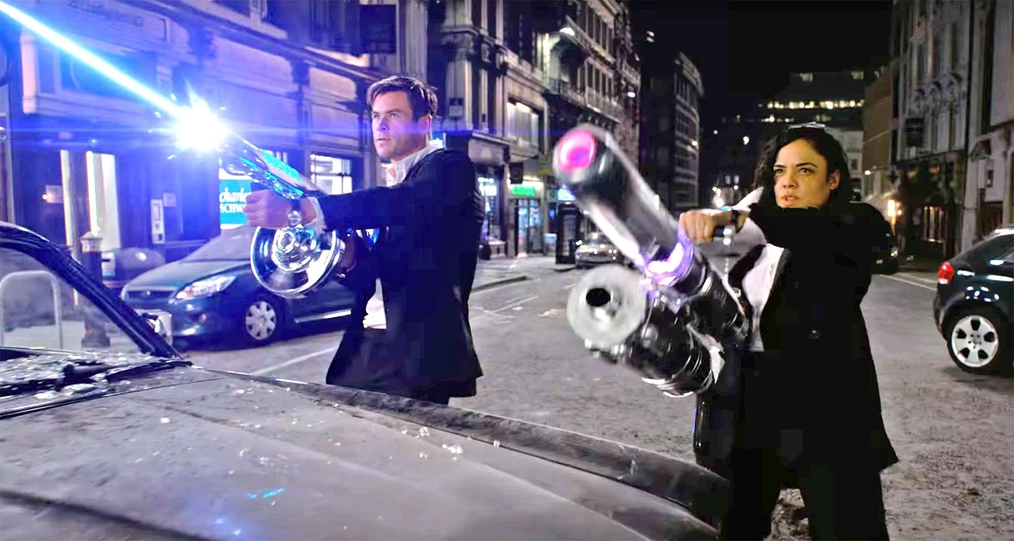 Men In Black 4 International – Thor's Hammer Trailer