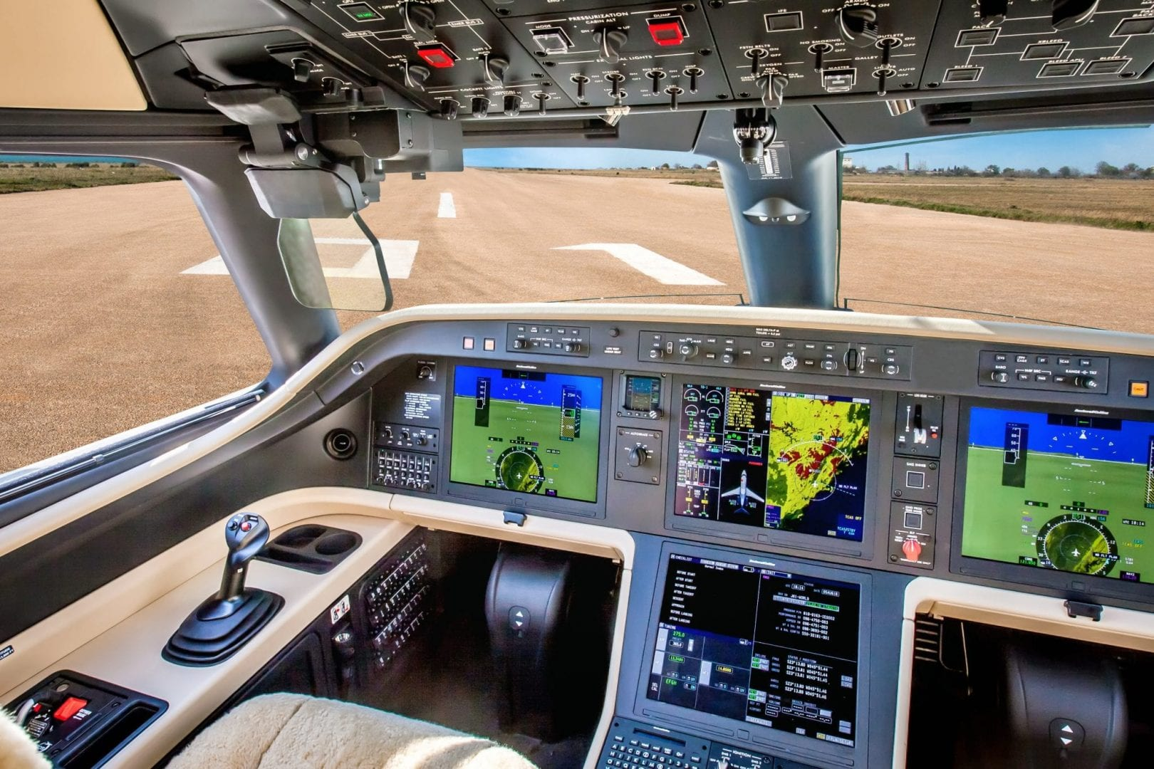 Embraer Flight Display