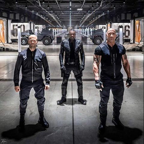 Fast & Furious 9 Hobbs And Shaw: 9 Minute Trailers