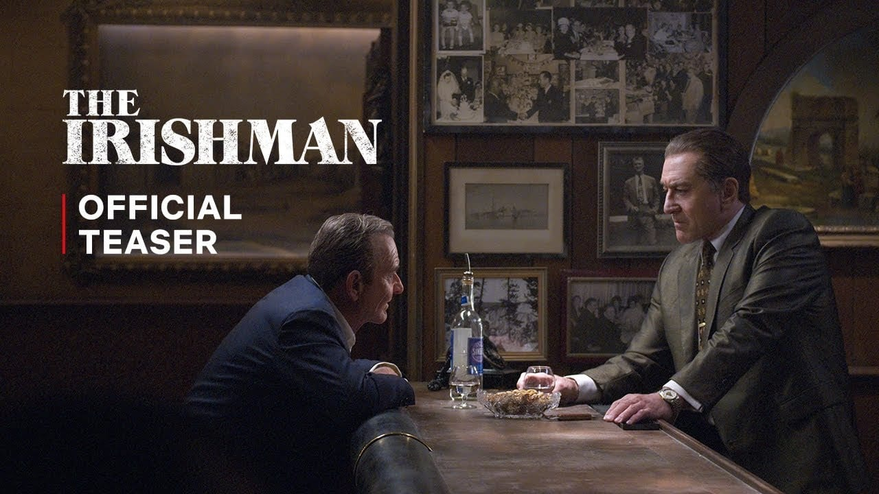 The Irishman – Official Teaser