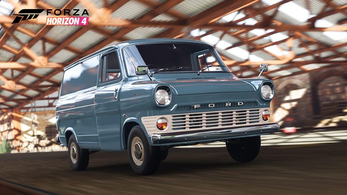 1965 Ford Transit στο Forza Horizon 4