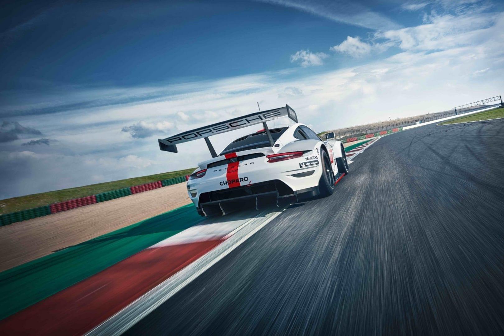 Porsche 2019 911 RSR