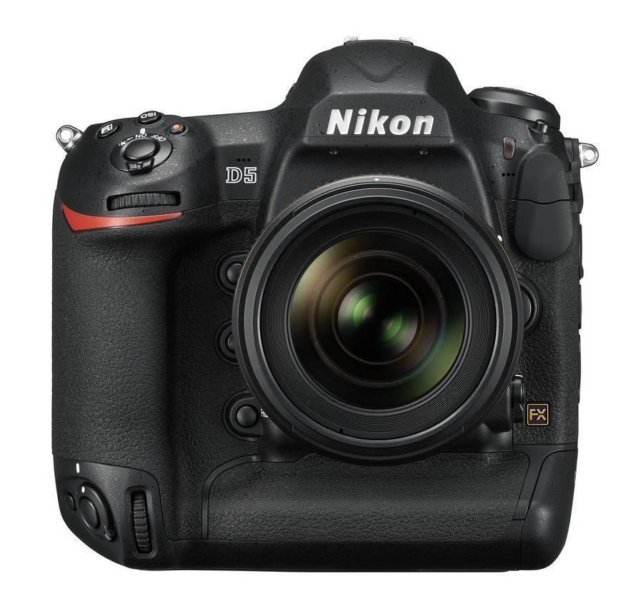 Η νέα Nikon D6