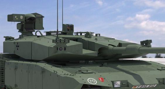 Rheinmetall ROSY