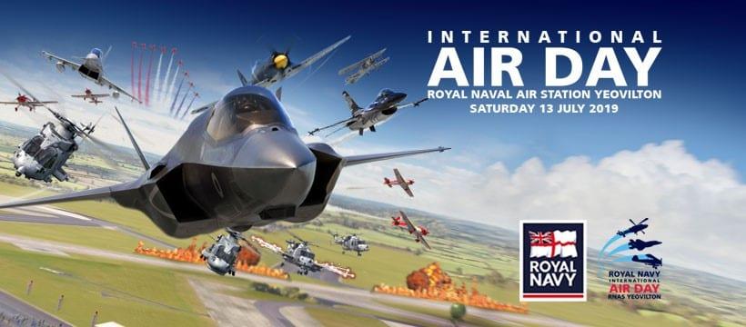 Royal Navy International Air Day 2019