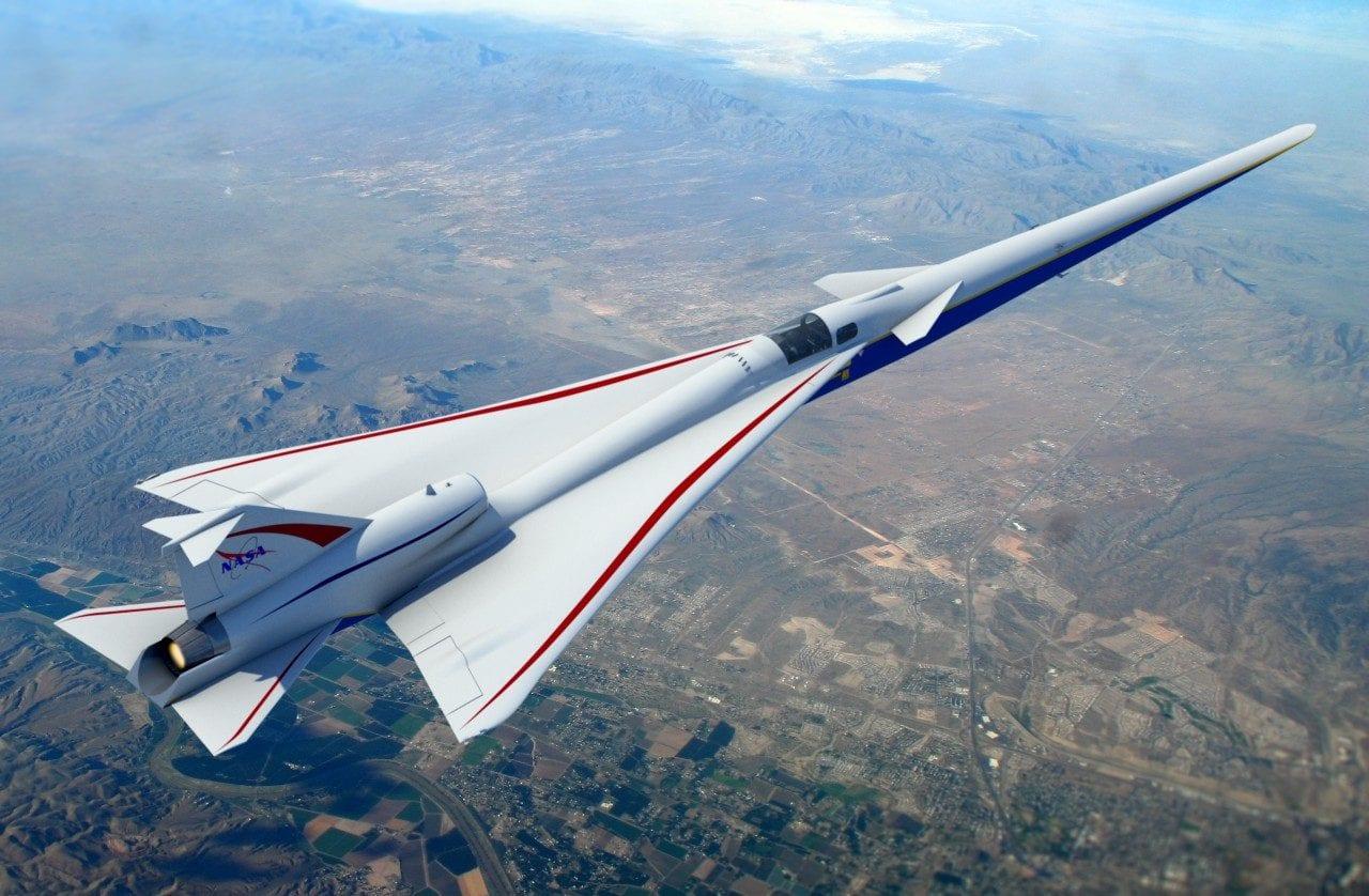 Τεχνολογίες πίσω από το υπερηχητικό X 59