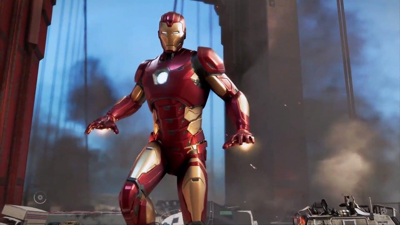 Marvel's Avengers – Gameplay