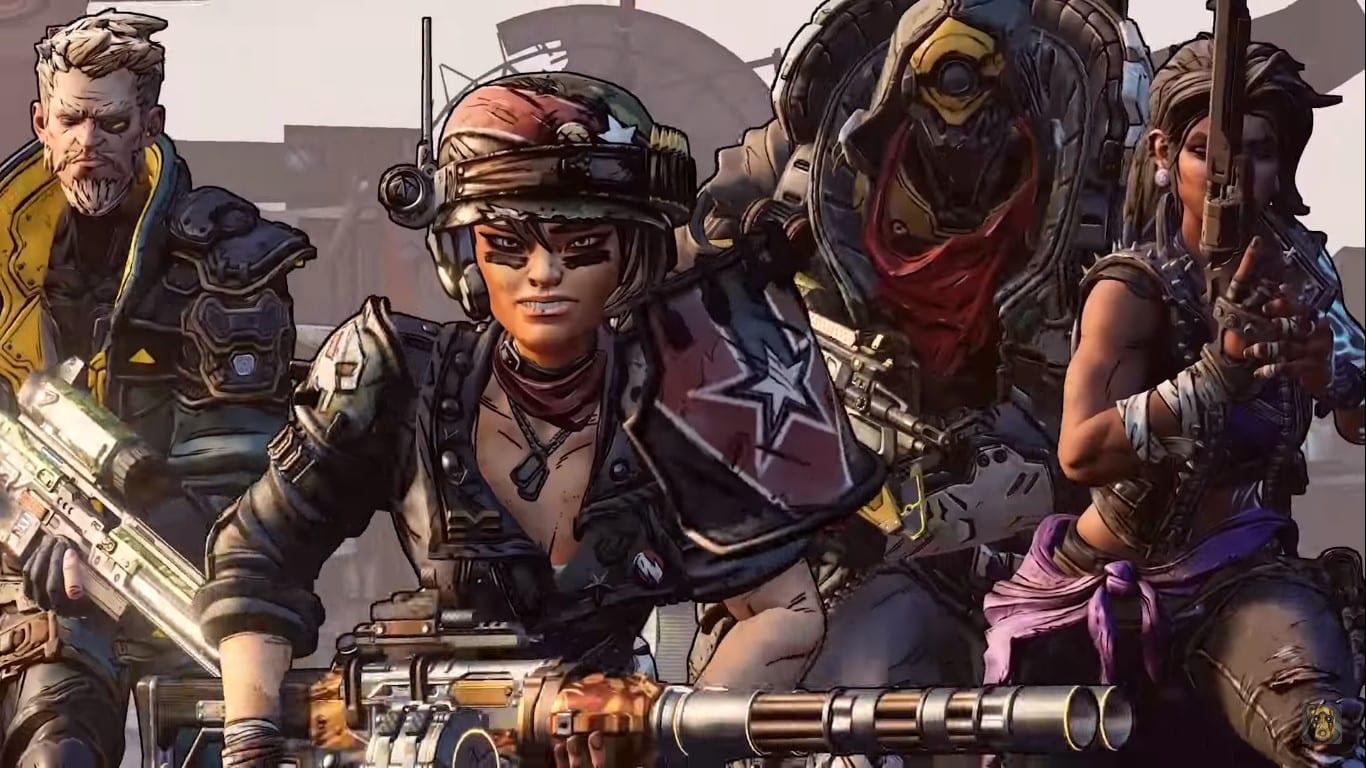 """Borderlands 3 PS4 – FL4K Character Trailer: """"The Hunt"""""""