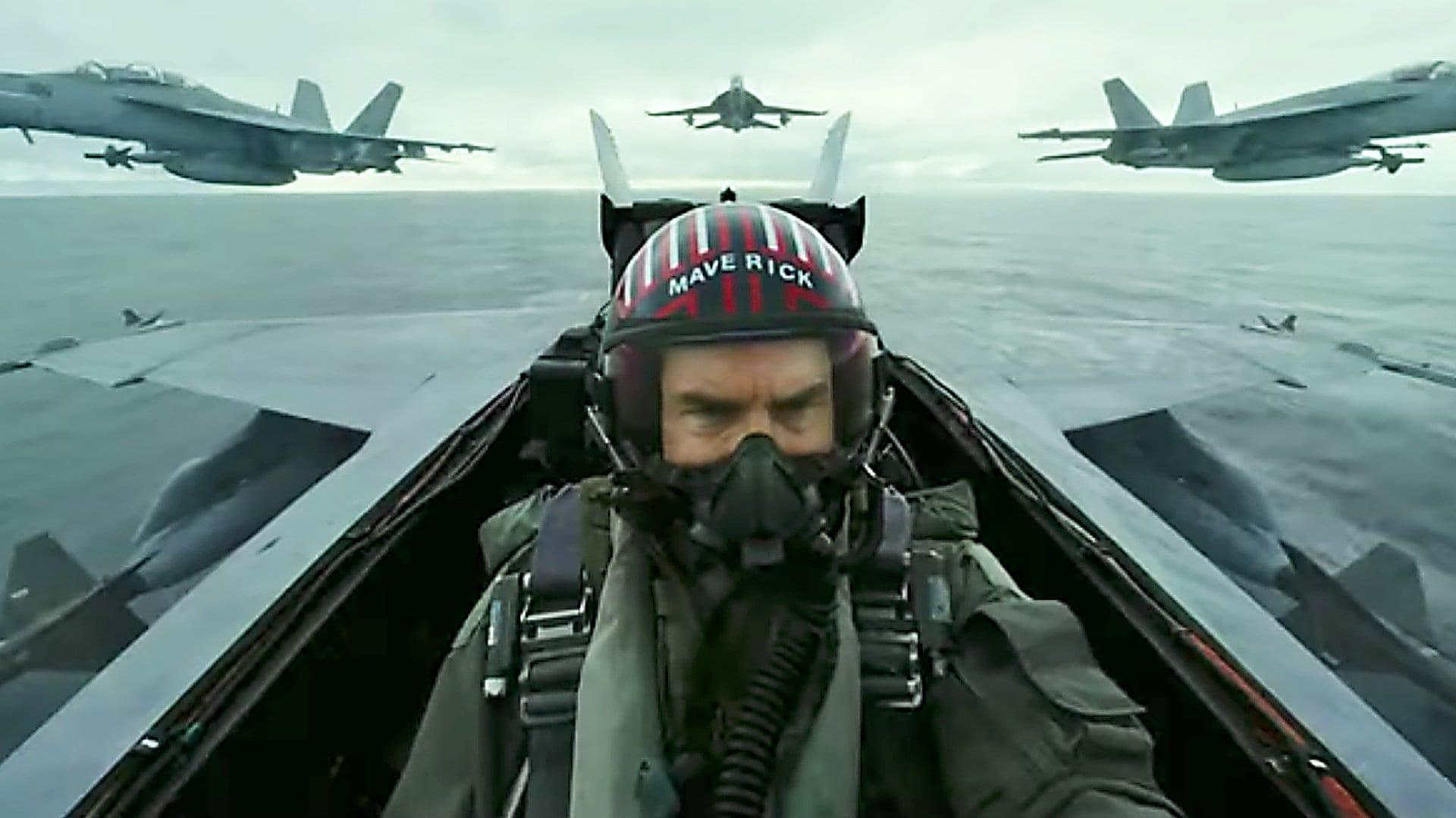 Tοp Gun 2 Maverick – Trailer 4K ULTRA HD