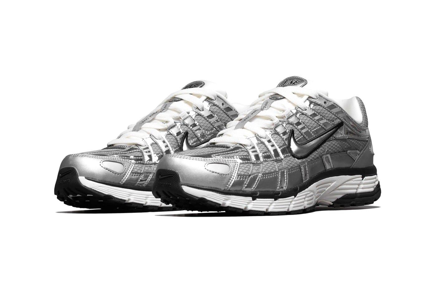 """Nike P-6000 """"Metallic Silver"""""""