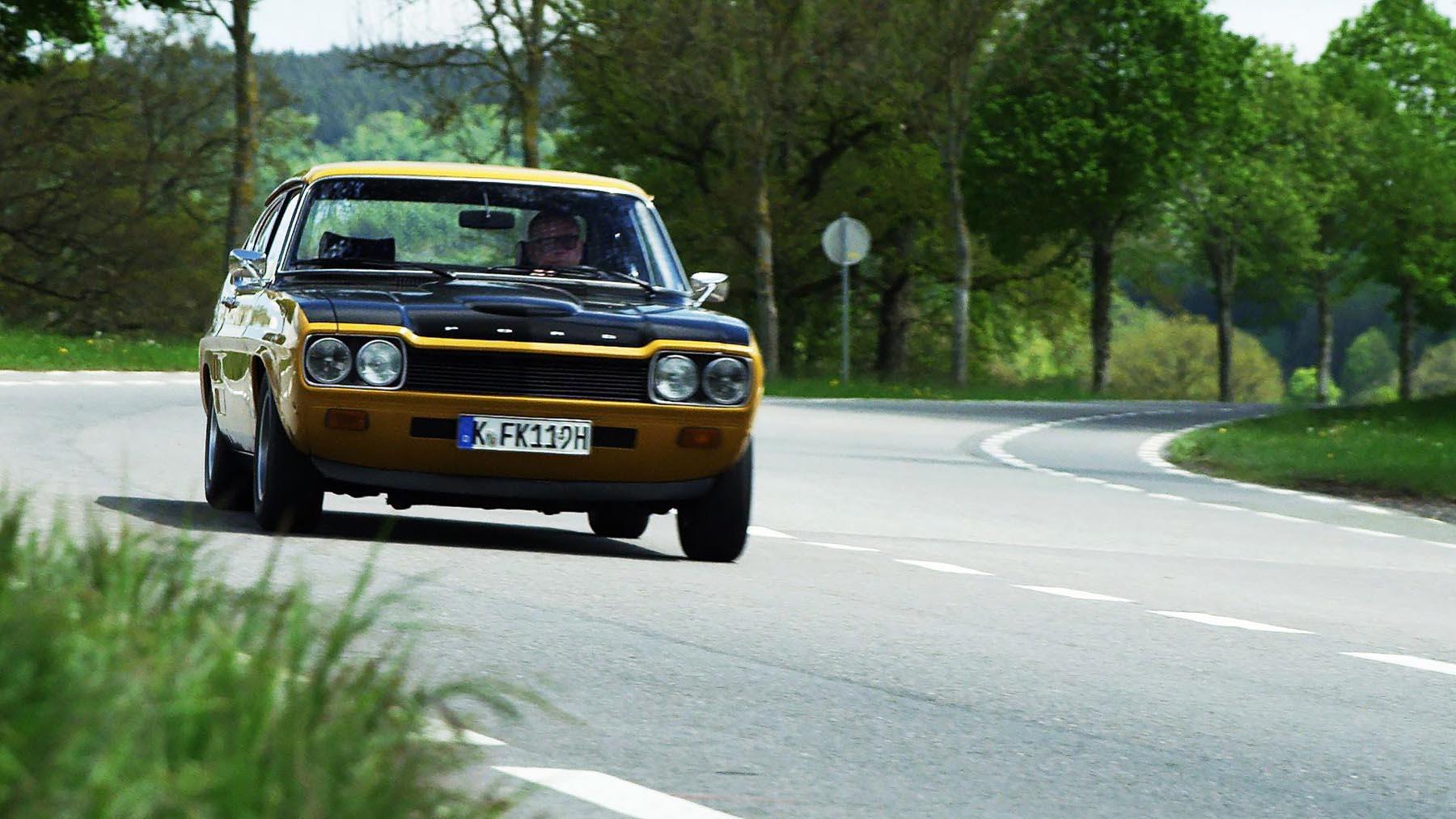 50 Χρόνια Ford Capri