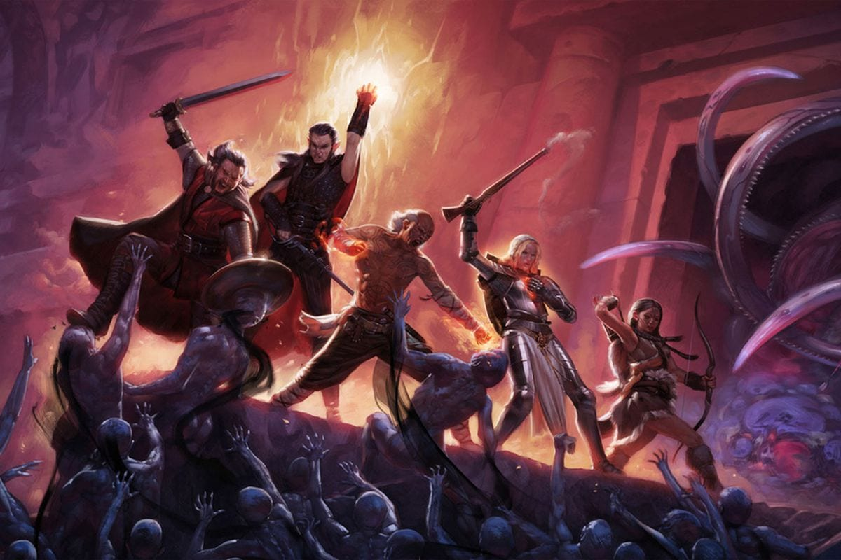 Pillars of Eternity: Complete Edition Nintendo Switch – Launch Trailer