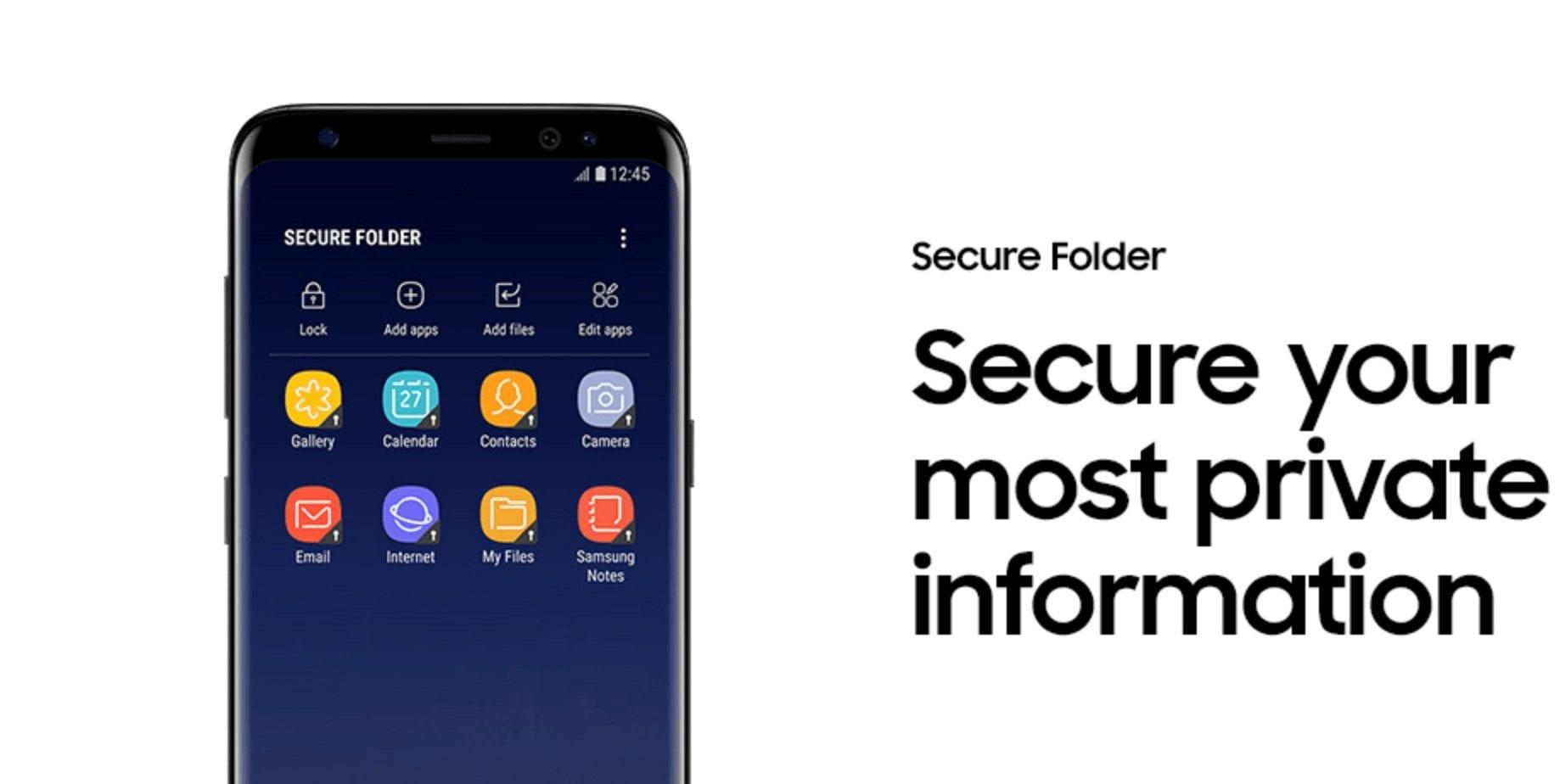 Samsung Galaxy – Secured by Knox