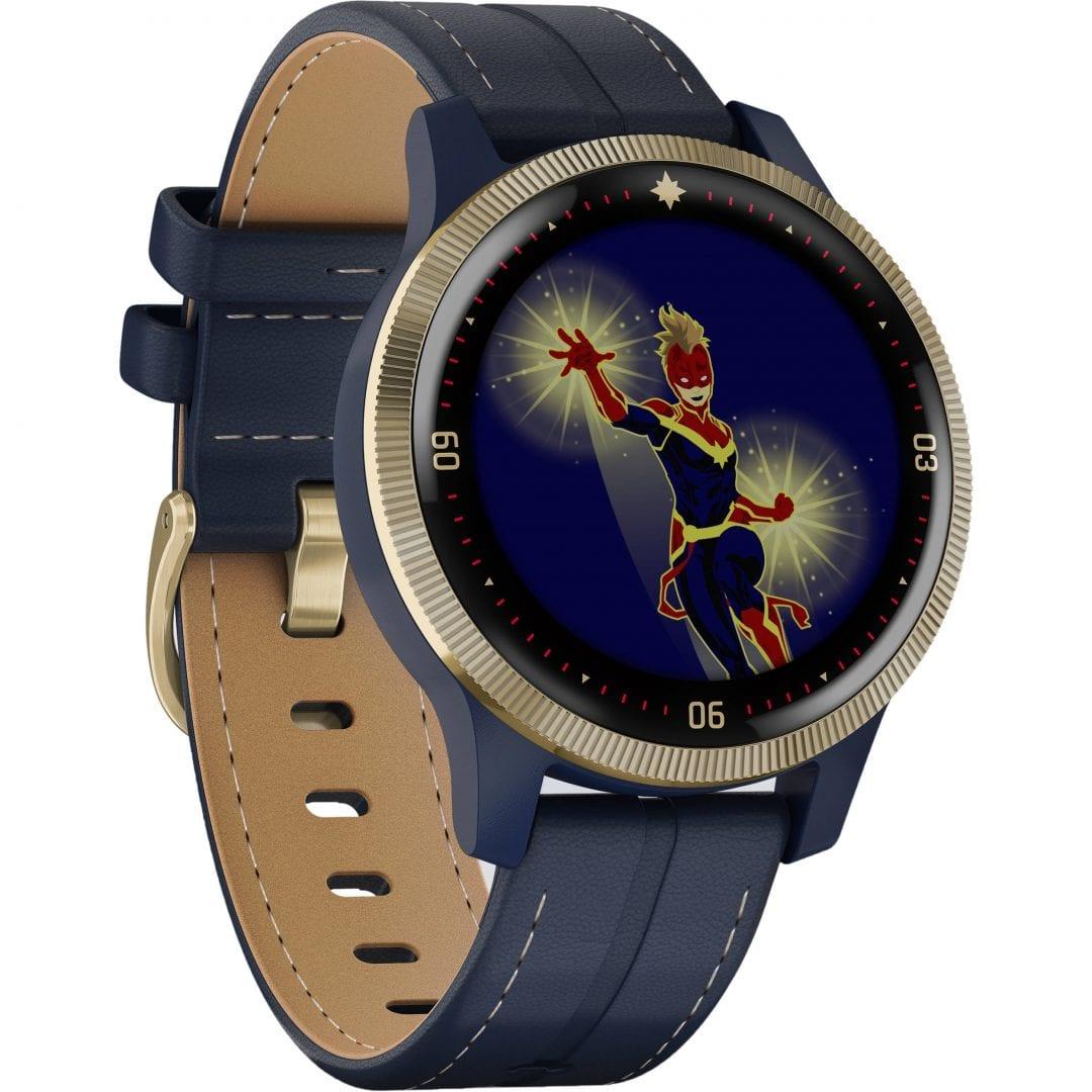 Garmin Legacy Hero Series Captain Marvel