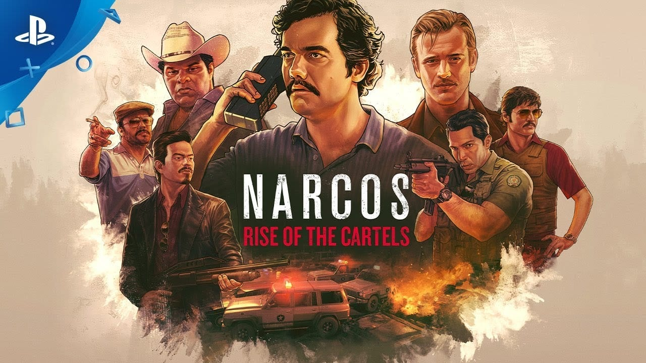 Narcos: Rise of the Cartels – Announcement Trailer