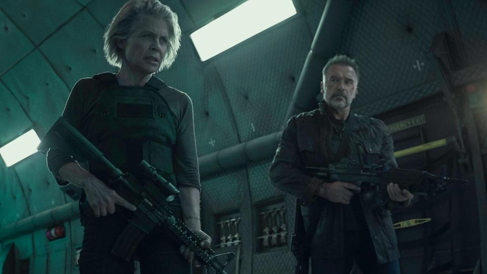 Terminator: Dark Fate – Trailer #1