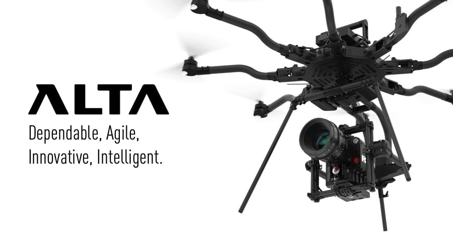 Freefly Systems ALTA X – The worlds toughest drone