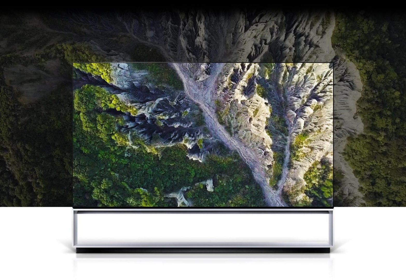 Το επίσημο 8K Ultra HD logo και η αυγή της τηλεόρασης των 33 εκατομμυρίων active pixels