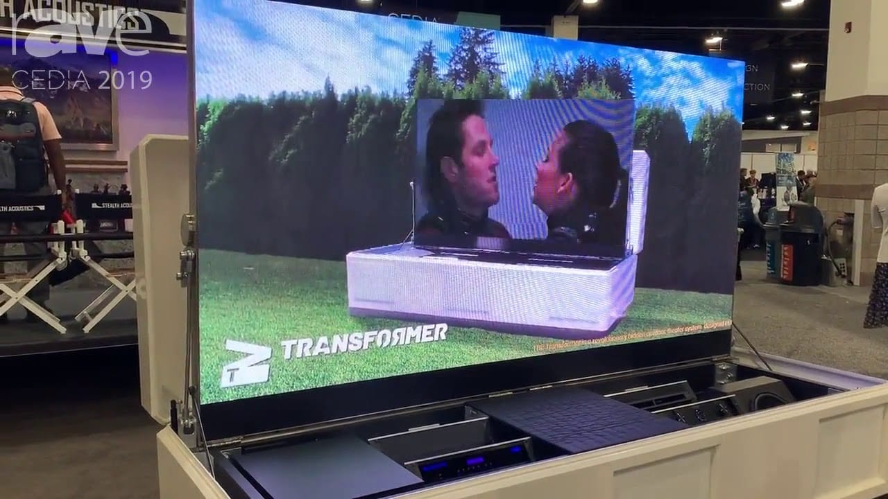The Transformer – LED Display Theater System