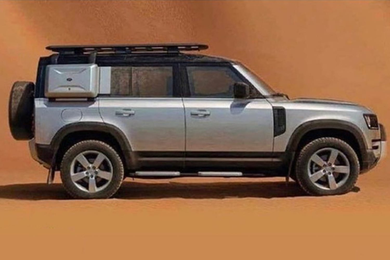2020 Land Rover Defender – Country Pack + Explorer Pack + Adventure Pack
