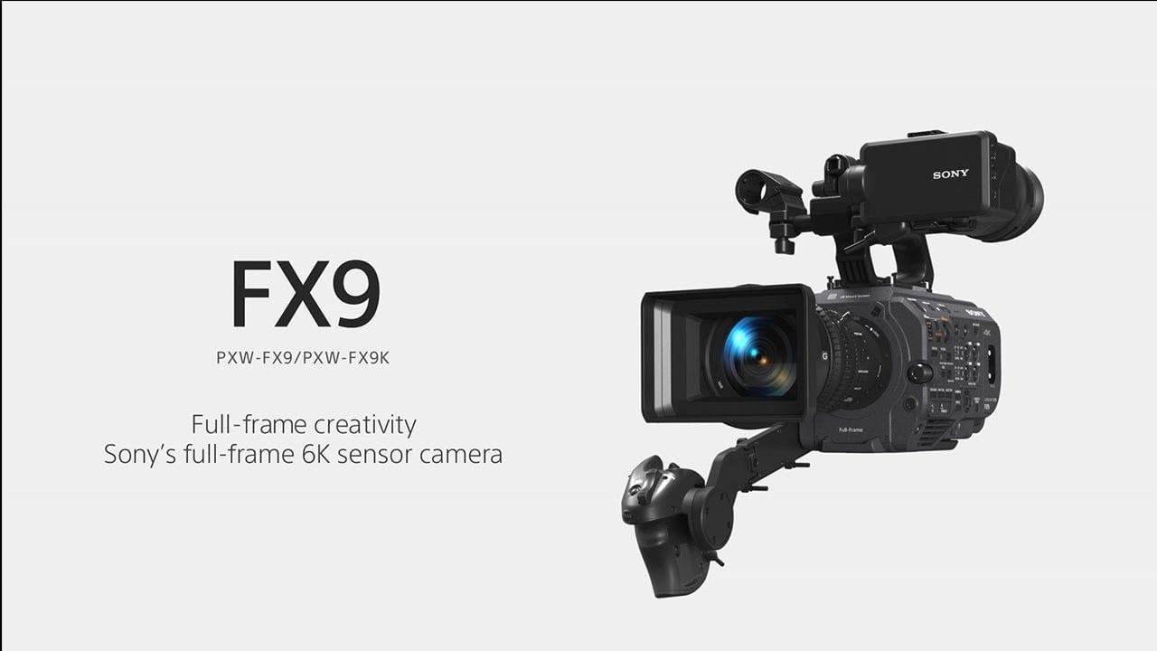 Η νέα Sony FX9