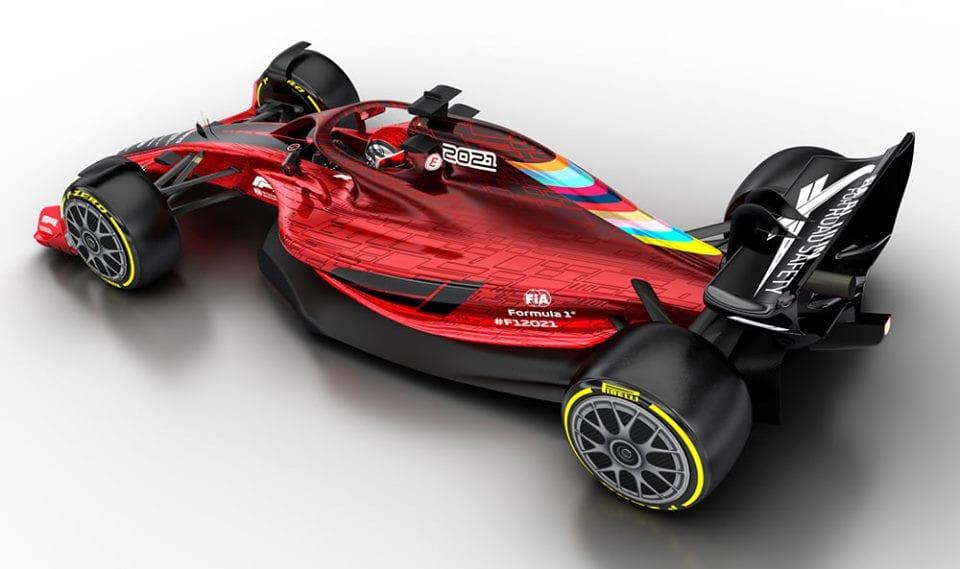 Aυτά είναι τα απίθανα μονοθέσια της F1 για το 2021
