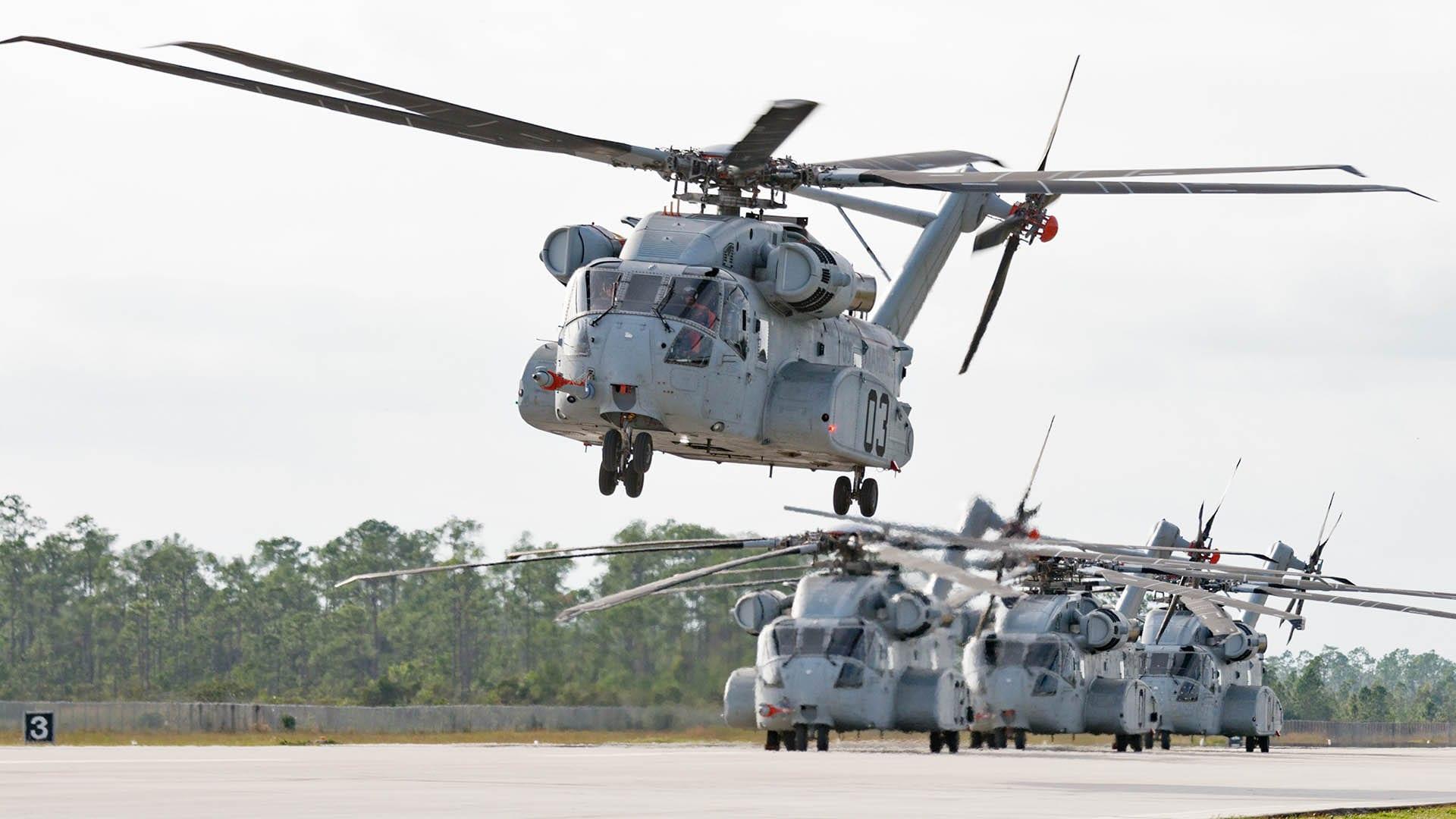 Αυτό είναι το νέο CH-53K