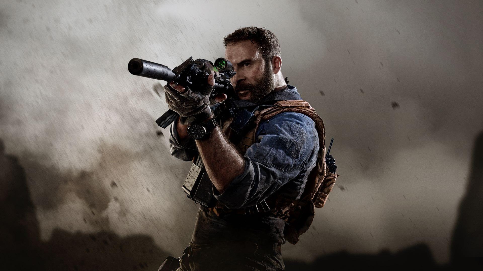 Call of Duty Modern Warfare New 4Κ