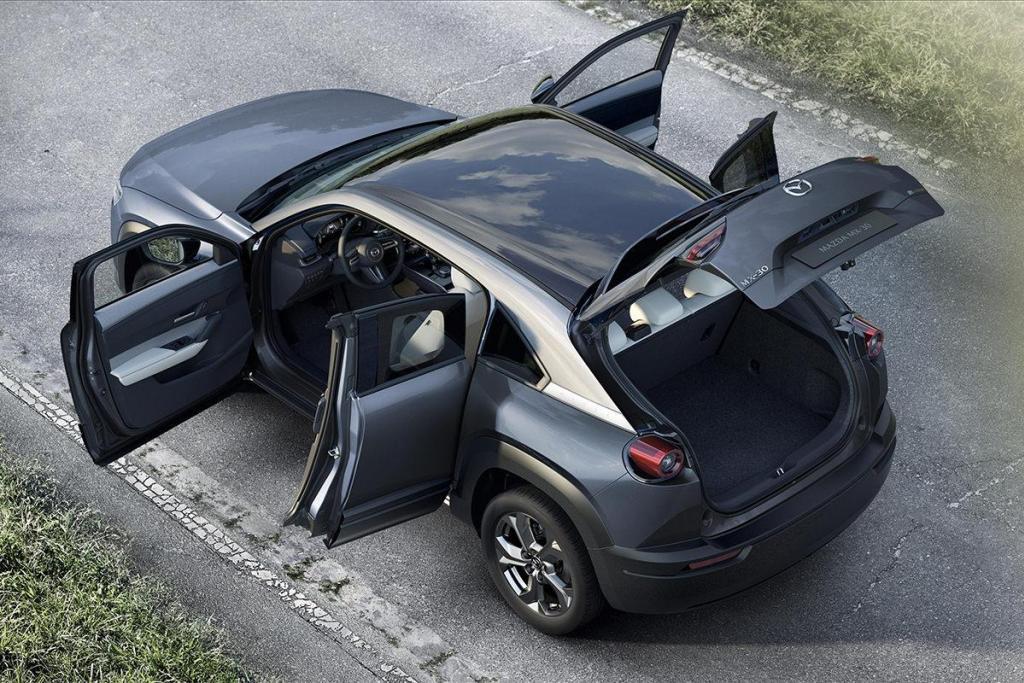 Μazda MX-30 EV Concept