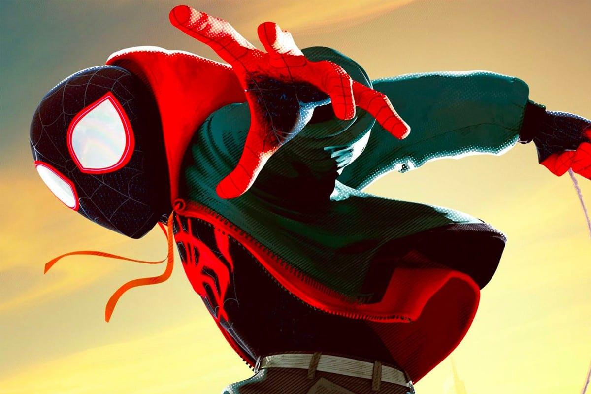 Νέος Spider-Man: Into the Spider-Verse