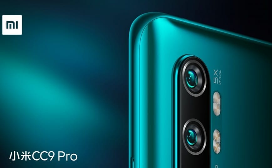 Xiaomi CC 9 Pro