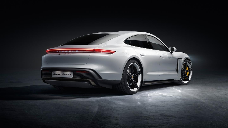 Porsche Taycan – Performance Highlights