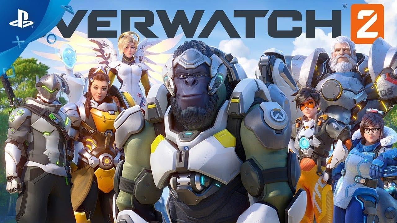 Overwatch 2 Announce Cinematic PS4 – Zero Hour