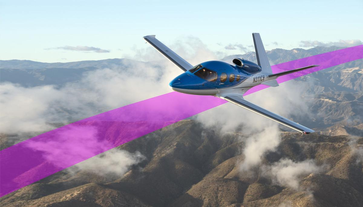 Vision Jet – Safe Return™ Emergency Autoland