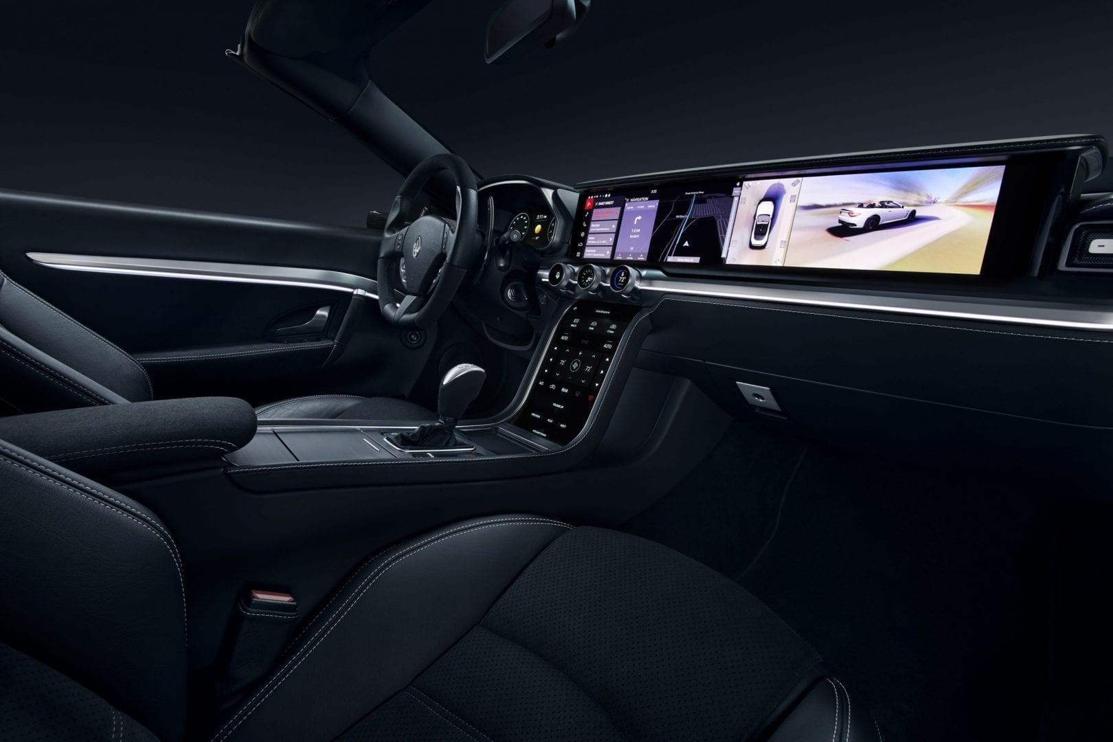 Ψηφιακό κόκπιτ αυτοκινήτων του Μέλλοντος