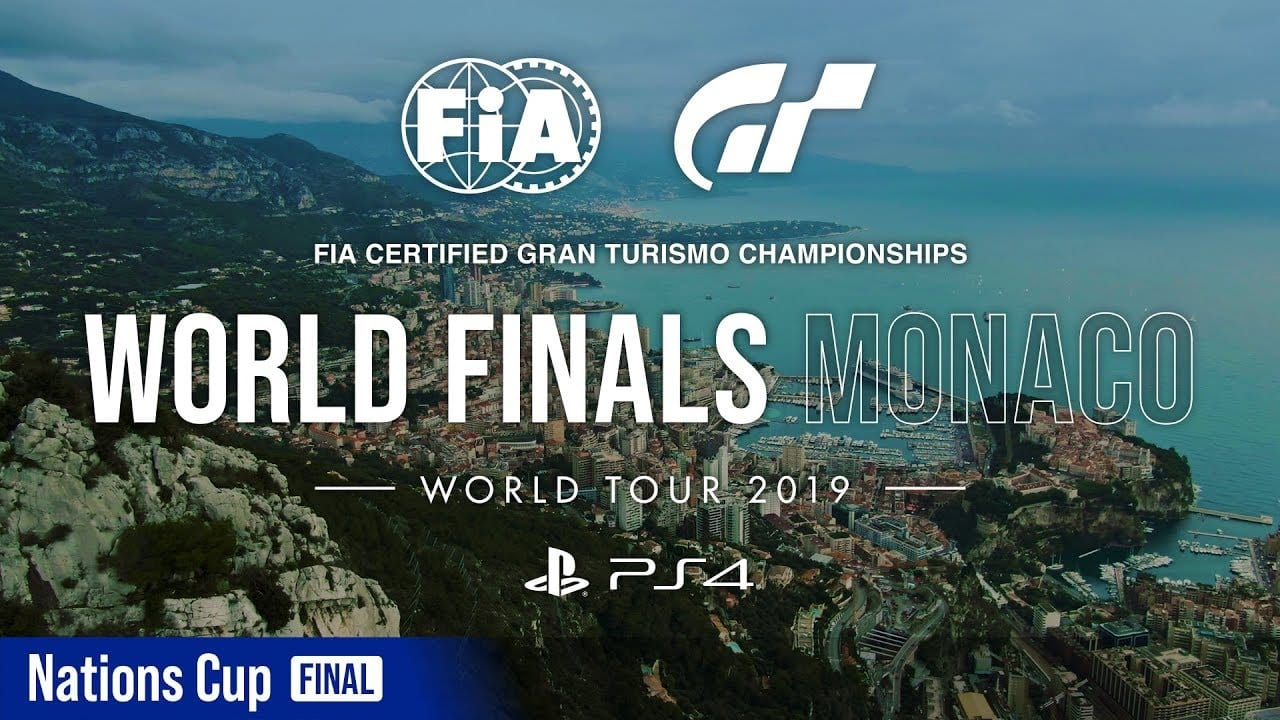 FIA GT Championships 2019 – Nations Cup World Finals Final