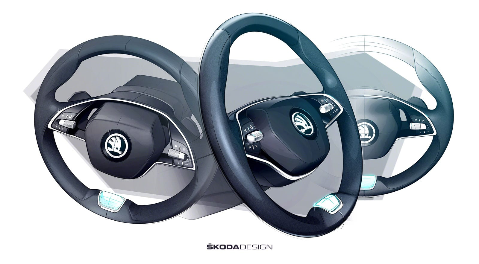 2020 Škoda Octavia Interior