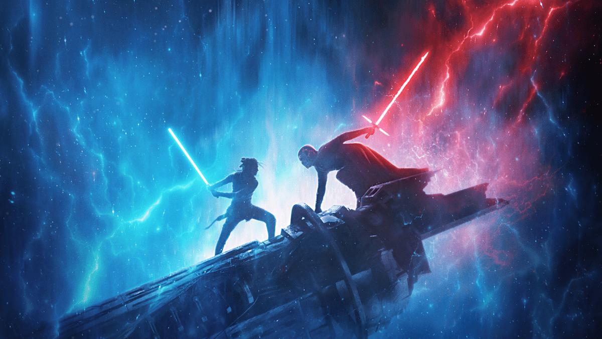 "Star Wars: The Rise of Skywalker – ""End"" TV Spot Trailer"