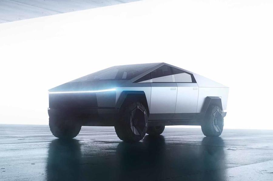 Tesla Cybertruck & ATV