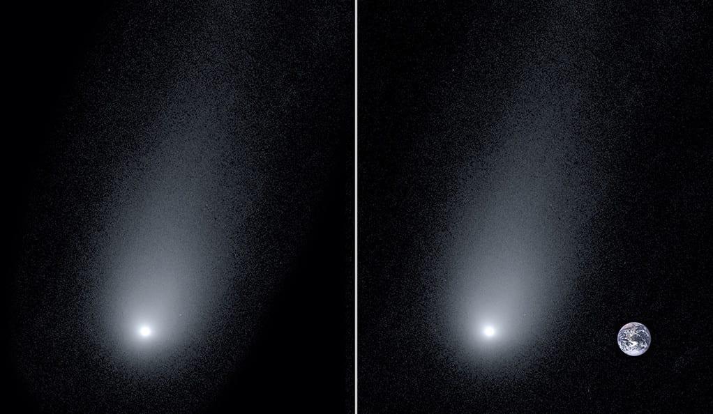 Ο απίθανος Interstellar κομήτης 2l – Borisov