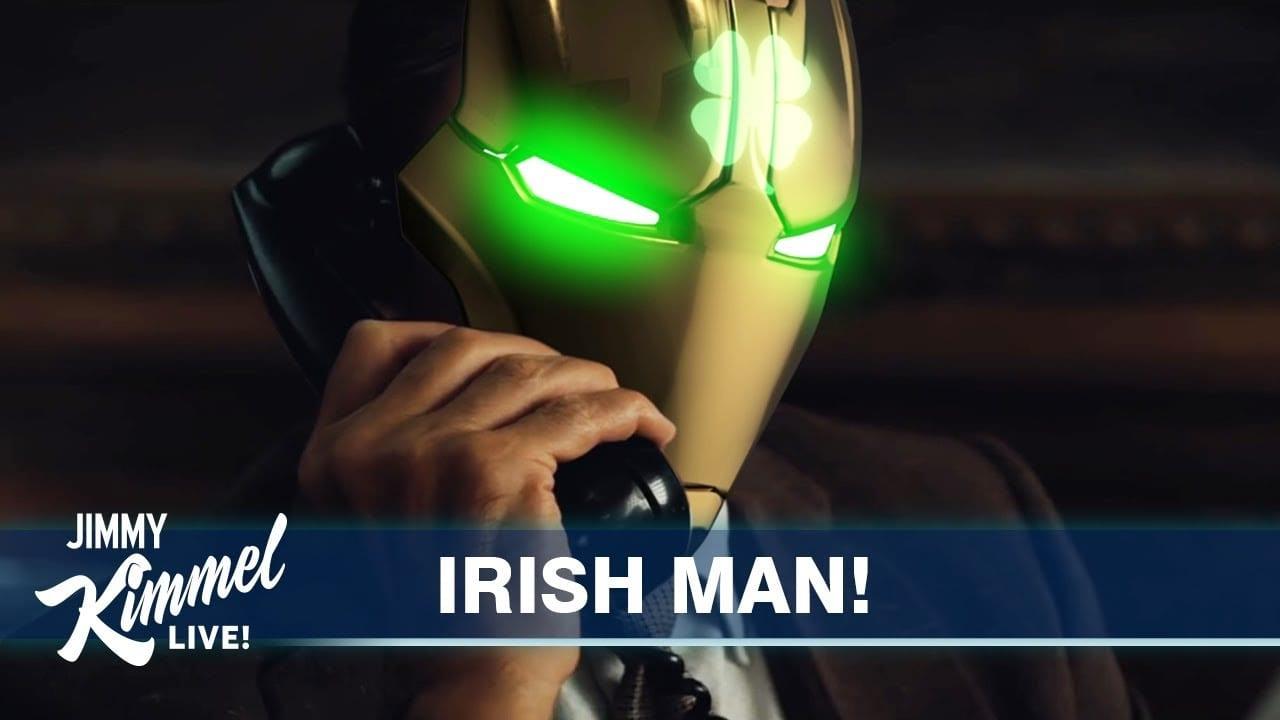 Marvel Meets The Irishman