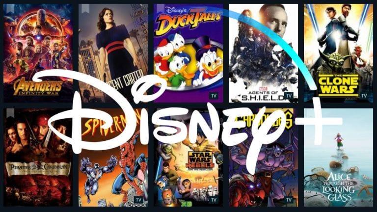 Η Marvel στο Disney+