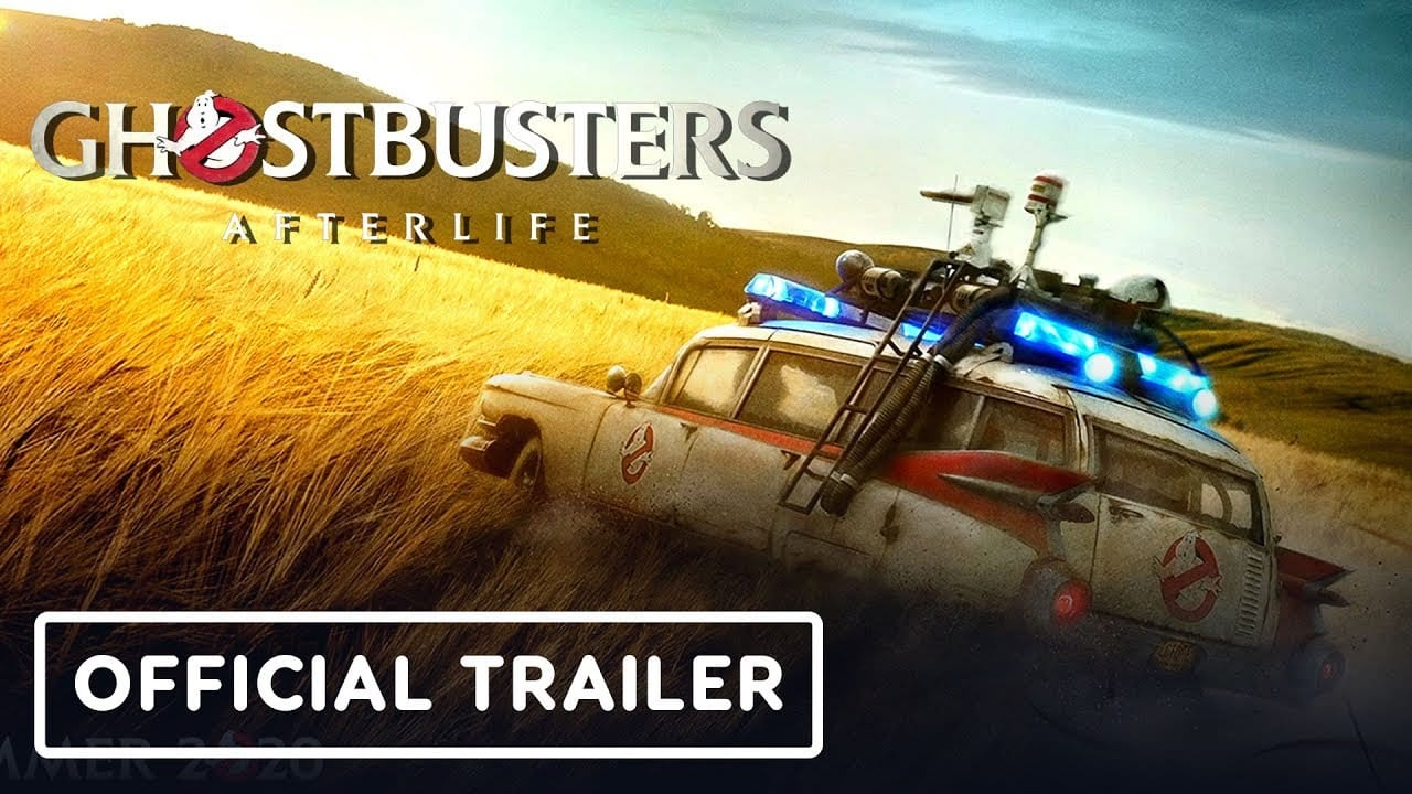 Ghostbusters: Afterlife – Trailer #1
