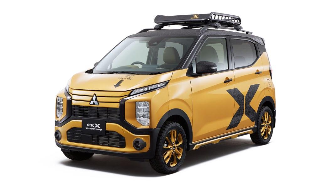2020 Tokyo Auto Salon – Mitsubishi