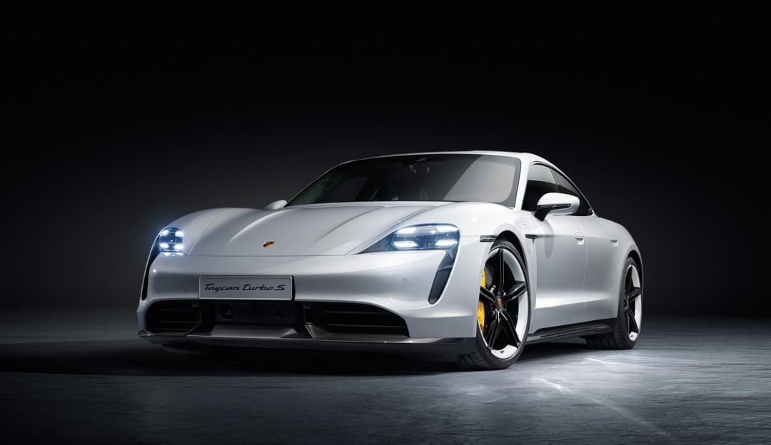 Porsche – Highlights of the Taycan