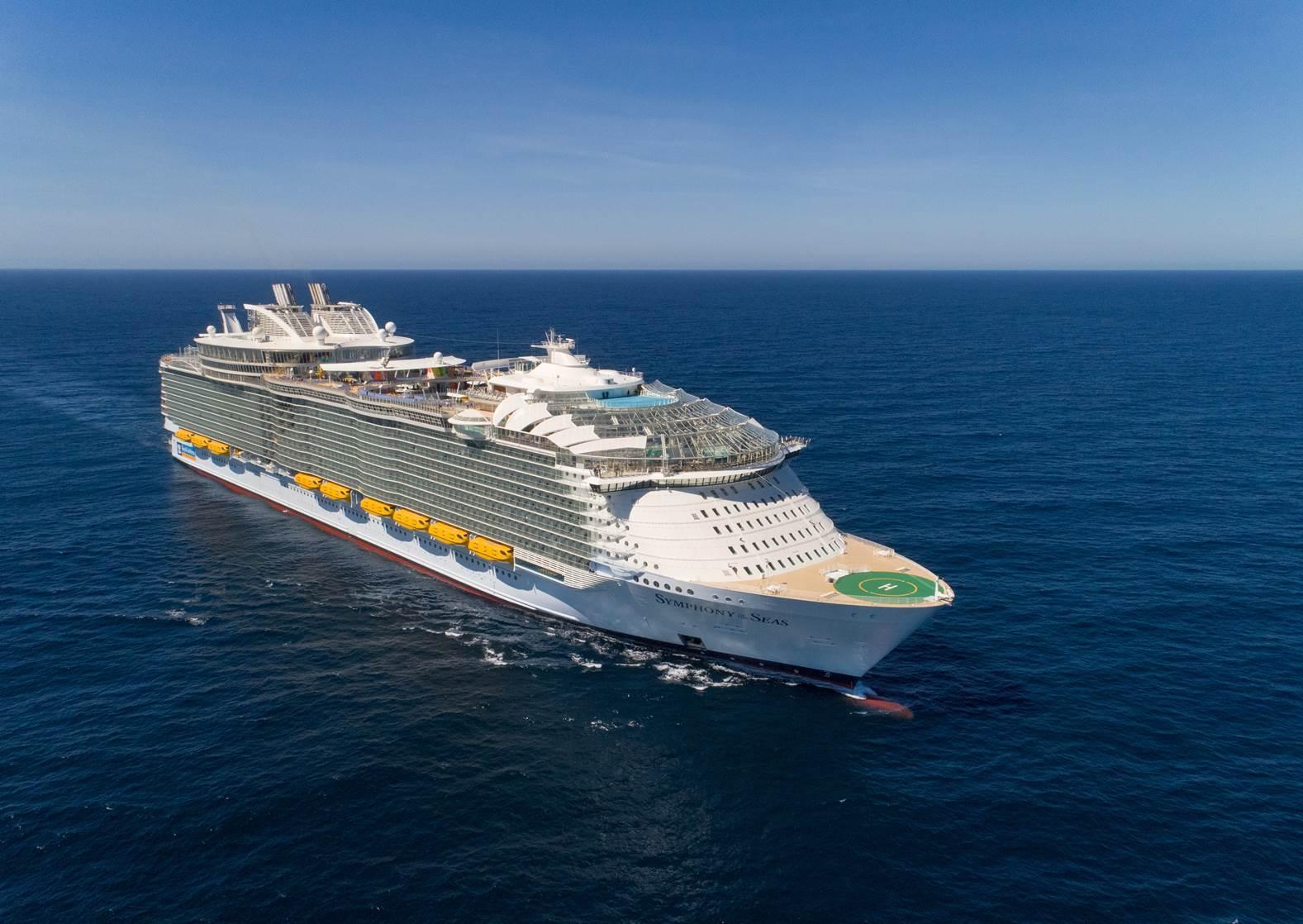 Το μεγαλύτερο πλοίο της Carnival