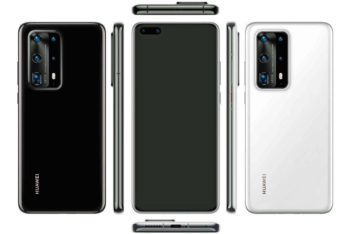Η ναυαρχίδα Huawei P40 Pro
