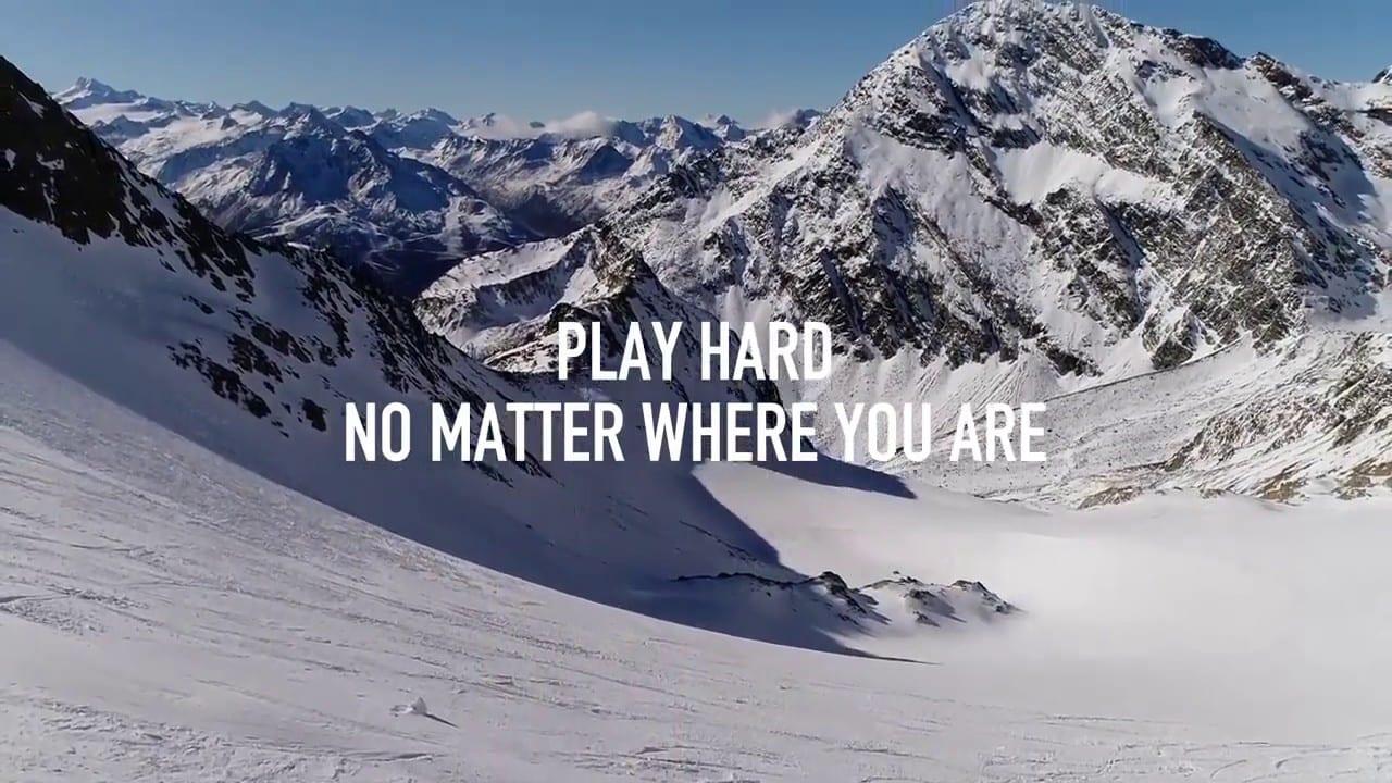 Casio PRO TREK Smart + Ski και Snowboard app SkiTracks