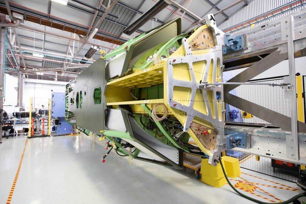 Boeing Loyal Wingman combat UAV